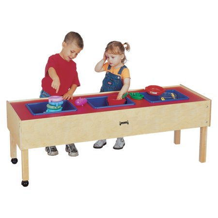 3 Tub Sand N-water Table - Jonti-Craft 3 Tub Sand-n-Water Table