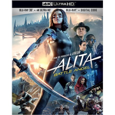 Alita Battle Angel Standard Definition Widescreen (4K Ultra (Best Definition Of Marriage)