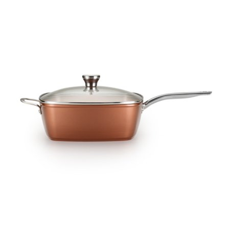 T-fal Celebrate Copper Ceramic 10