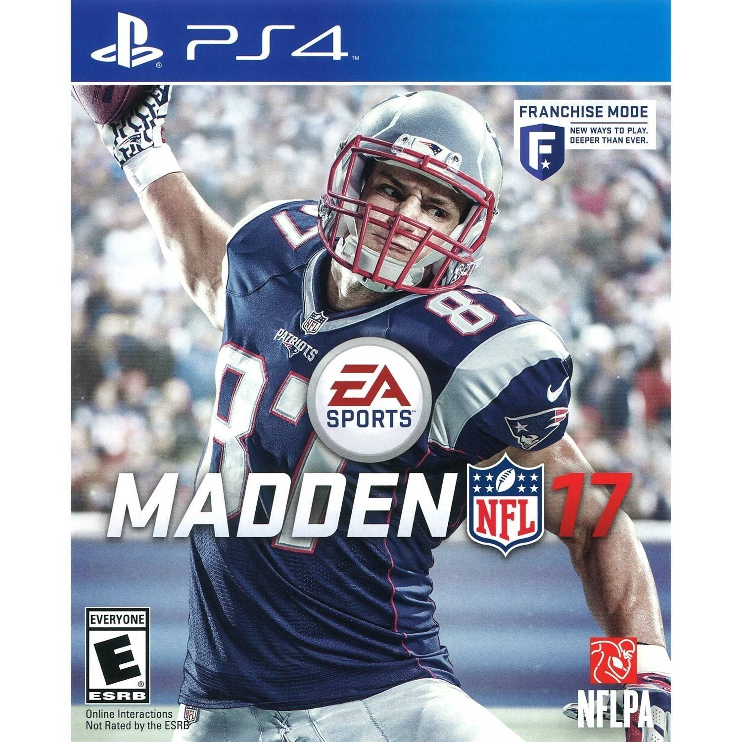 Madden NFL 17 - Pre-Owned (PS4)