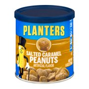 Planters Salted Caramel Peanuts, 6.0 OZ