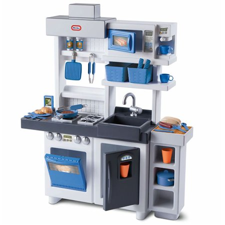 Little Tikes Ultimate Cook Kitchen With 38 Piece Accessory Set