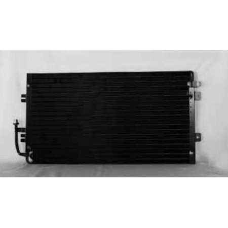 NEW AC CONDENSER FITS 95-05 GMC SAFARI 15-6813 P40011 10253 CF1024 53302 640011 4623 15-6813 P40011 10253 CF1024 53302 - Gmc Safari A/c Condenser