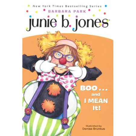 Junie B., First Grader Boo... and I Mean It!](Halloween Crafts For 1st Graders)