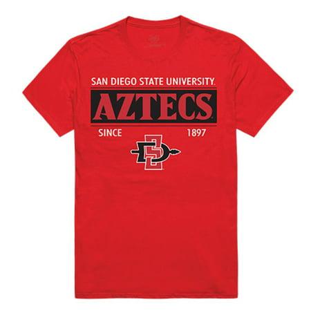 SDSU San Diego State University Aztecs NCAA Established Tees T-Shirt - Halloween Celebrations San Diego