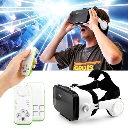 Headset Retail Box - Oct17 4th Generation Mobile VR Headset