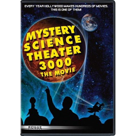 Mystery Science Theater 3000: The Movie (DVD) - Halloween Themed Movie Theater