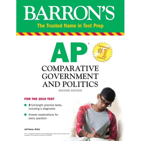 Barron's AP Comparative Government and Politics (Approaches To The Study Of Comparative Politics)
