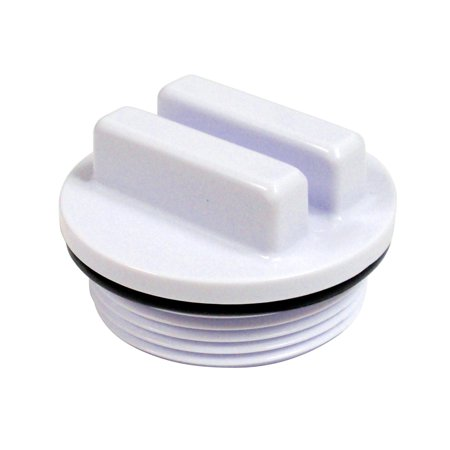 Swimline Winter Plug with O-Ring for Swimming Pools