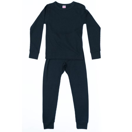 Just Love - Just Love Thermal Underwear Set for Girls (Black 5ce4f24c7