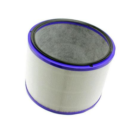 1pcs Purifier Filter Replacement for Dyson HP01 HP02 HP03 DP01 DP02 DP03 Filter 967449-04 Color:White and blue - image 1 de 4