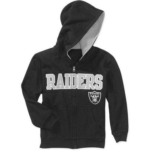 Nfl - Boys' Oakland Raiders Sherpa Lined
