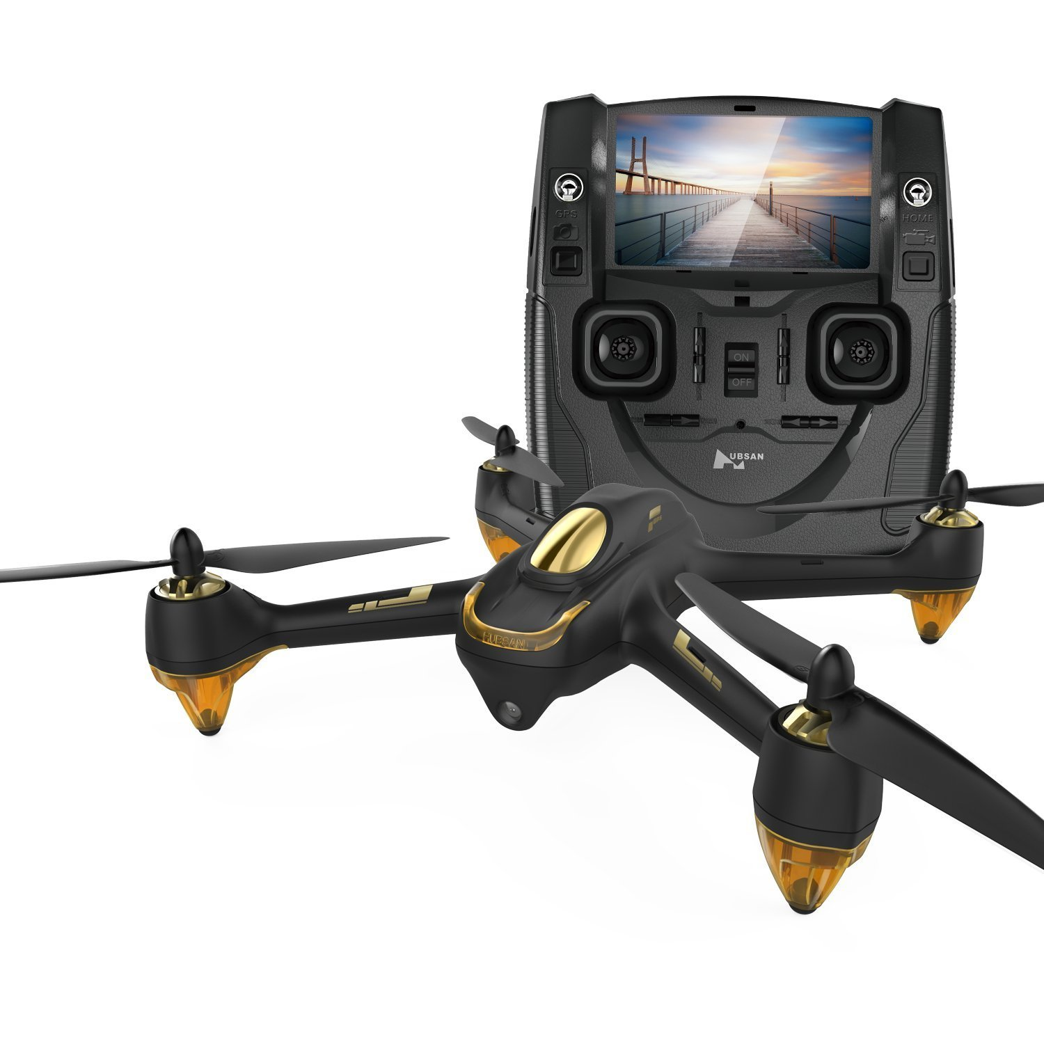 Hubsan H501S X4 5.8G FPV 1080P HD Camera RC Drone Quadcopter With GPS Follow Me CF Mode by