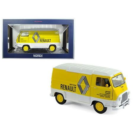 Norev 185168 1 isto 18 1972 Renault Estafette Assistance Renault Diecast Model