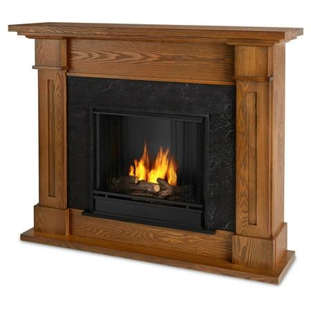 Real Flame Kipling Ventless Gel Fuel Fireplace