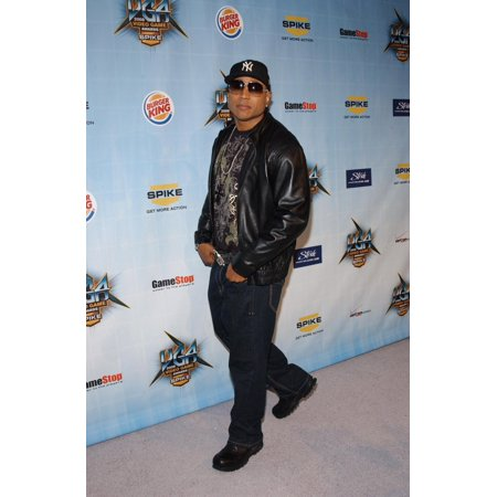 Ll Cool J At Arrivals For 2008- Video Game Awards At Spike Tv Sony Studios Culver City Ca December 14 2008 Photo By Tony GonzalezEverett Collection