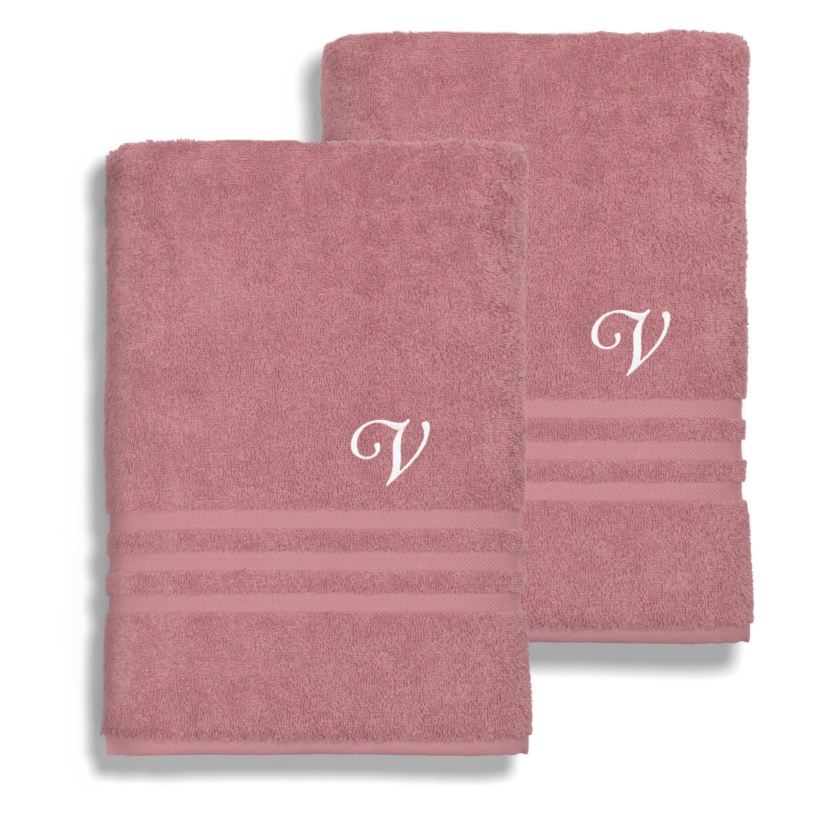 Linum Home Textiles Denzi Cotton Bath Sheets - Set of 2