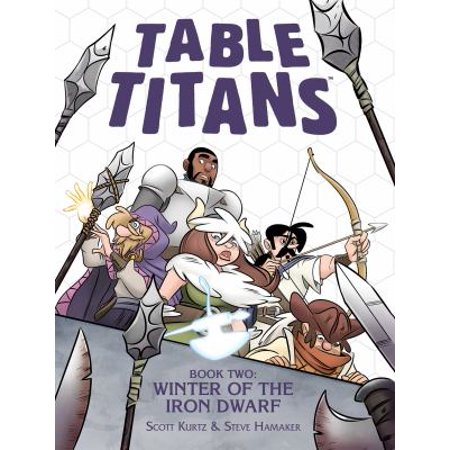 Table Titans 2  Winter Of The Iron Dwarf