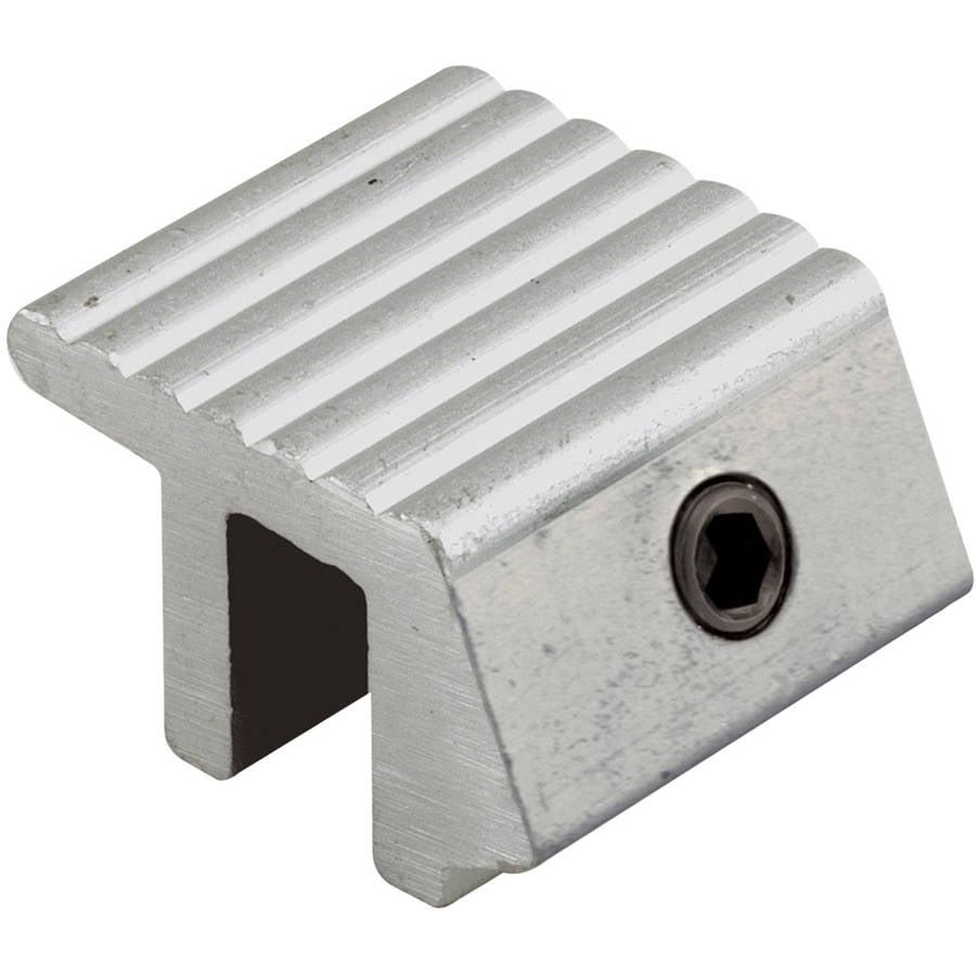 """Prime Line U9810 1"""" Aluminum Tamper-Resistant Lock, 2 Count"""