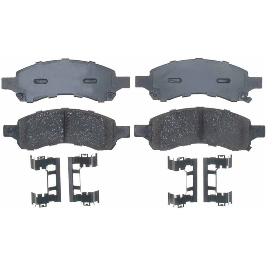 ACDelco Brake Pad Kit, #17D1169Ach by ACDelco