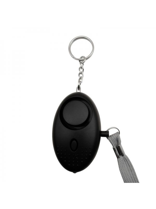 VICOODA 130dB Safesound Personal Security Alarm Keychain with LED Lights, Safety Emergency for Women, Kids, Girls, Self Defense Electronic Device as Bag Decoration