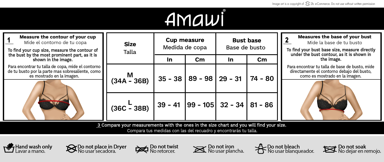 bdd3fde7fe Amawi - Amawi 0801 Women Lace Sexy Babydoll Robe V-Neck Lingerie ...