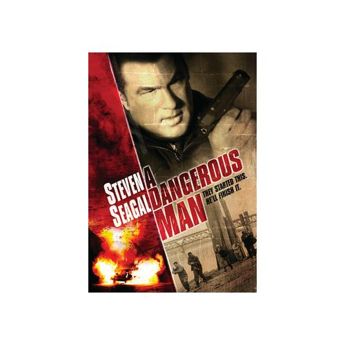 DANGEROUS MAN (DVD)
