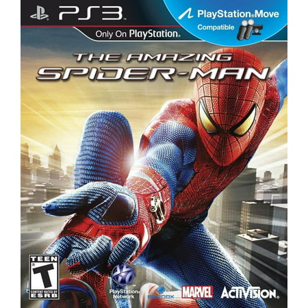 Playstation 3 - Amazing Spider-Man (The Amazing Spider Man 2 Ps3 Vs Ps4)