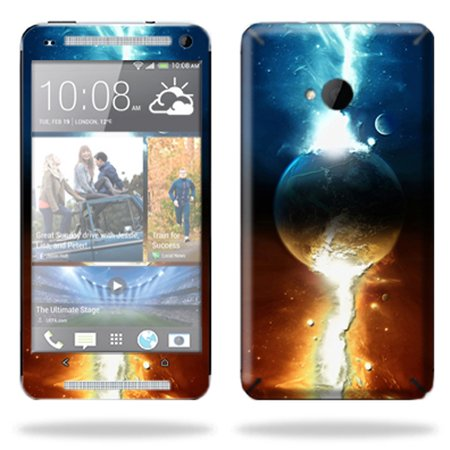 Skin Decal Wrap For Htc One M7 Cell Phone Sticker Sci Fi