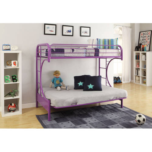 this button opens a dialog that displays additional images for this product with the option to zoom in or out  eclipse twin over full futon bunk bed multiple colors   walmart    rh   walmart