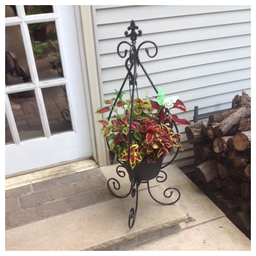 Artscapes Rain Drop Plant Stand