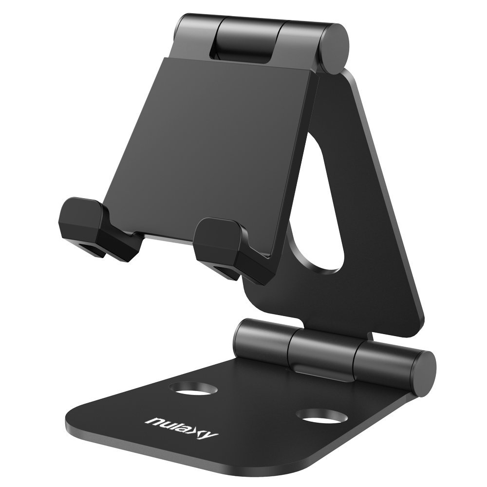 Nulaxy Foldable Tablet Phone Stand Compatible With Nintendo Switch Desk  Holder For IPad Air Pro IPhone