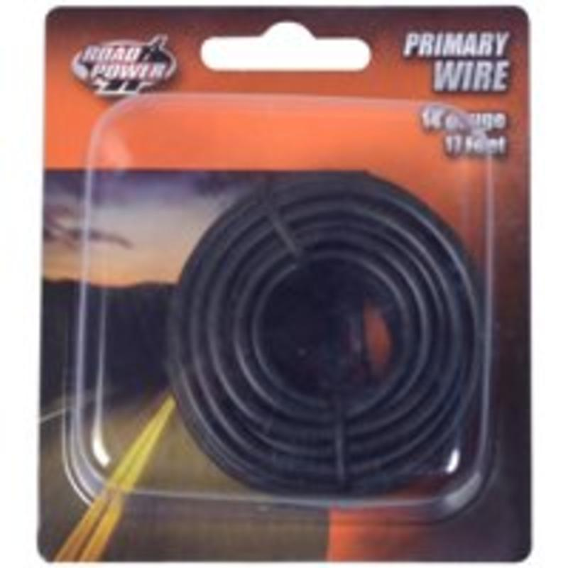 14GA PRIM WIRE BLK 17'CD