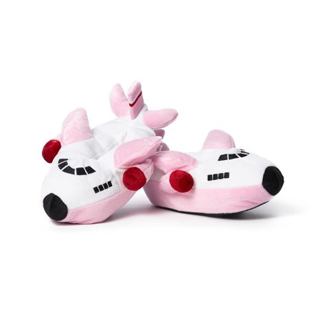 Airplane Slippers   Pink  Color  Pink  Size  L By Boeing
