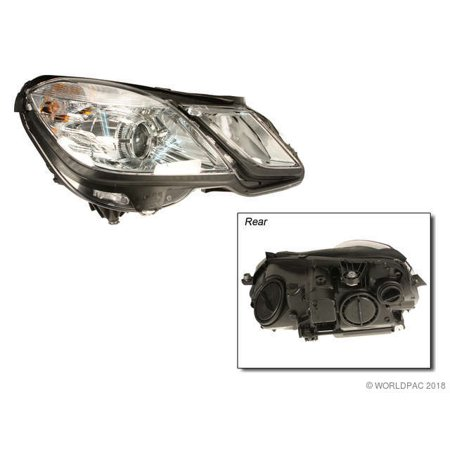 - Hella W0133-1941547 Headlight Assembly for Mercedes-Benz Models