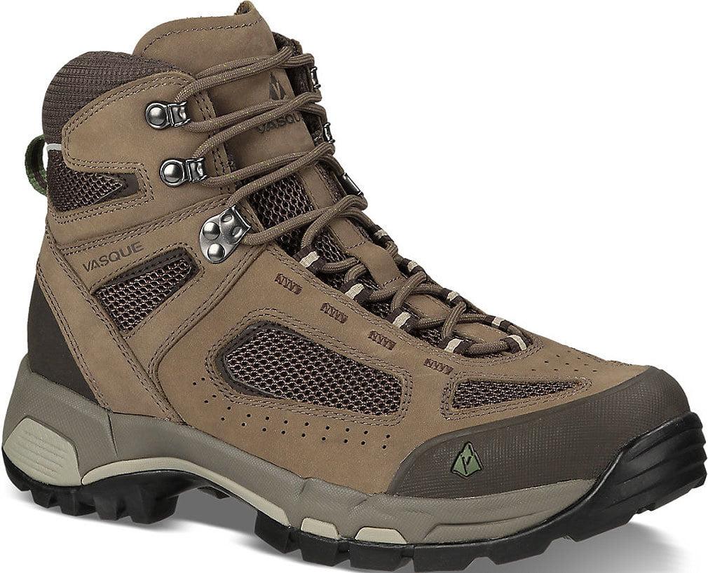 Vasque Men's BREEZE 2.0 Brown Hiking Boots 12 W by