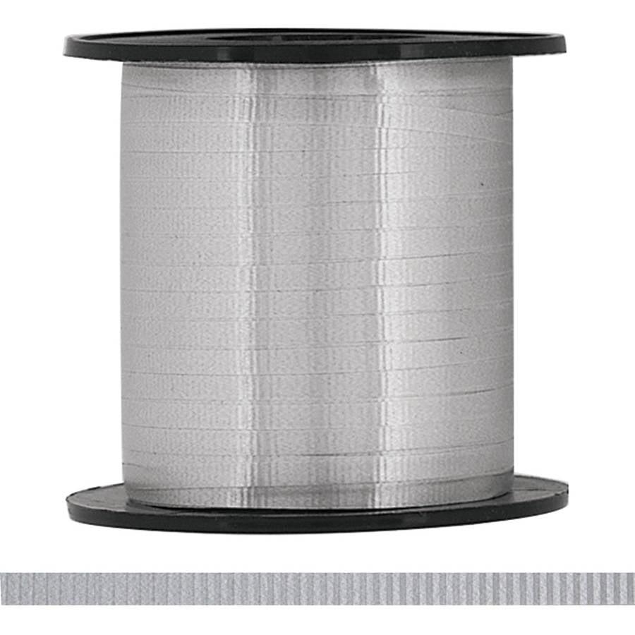 Curling Ribbon, Silver, 500 yd, 1ct