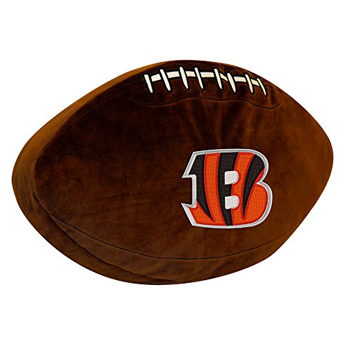 The Northwest Company NFL Cincinnati Bengals 3D Sports Pillow