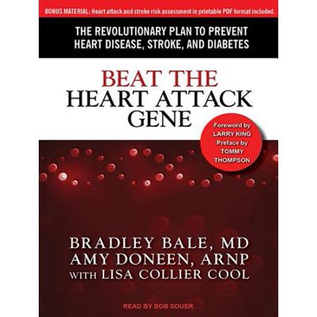 Beat the Heart Attack Gene : The Revolutionary Plan to Prevent Heart Disease, Stroke, and Diabetes - Halloween Beating Heart App