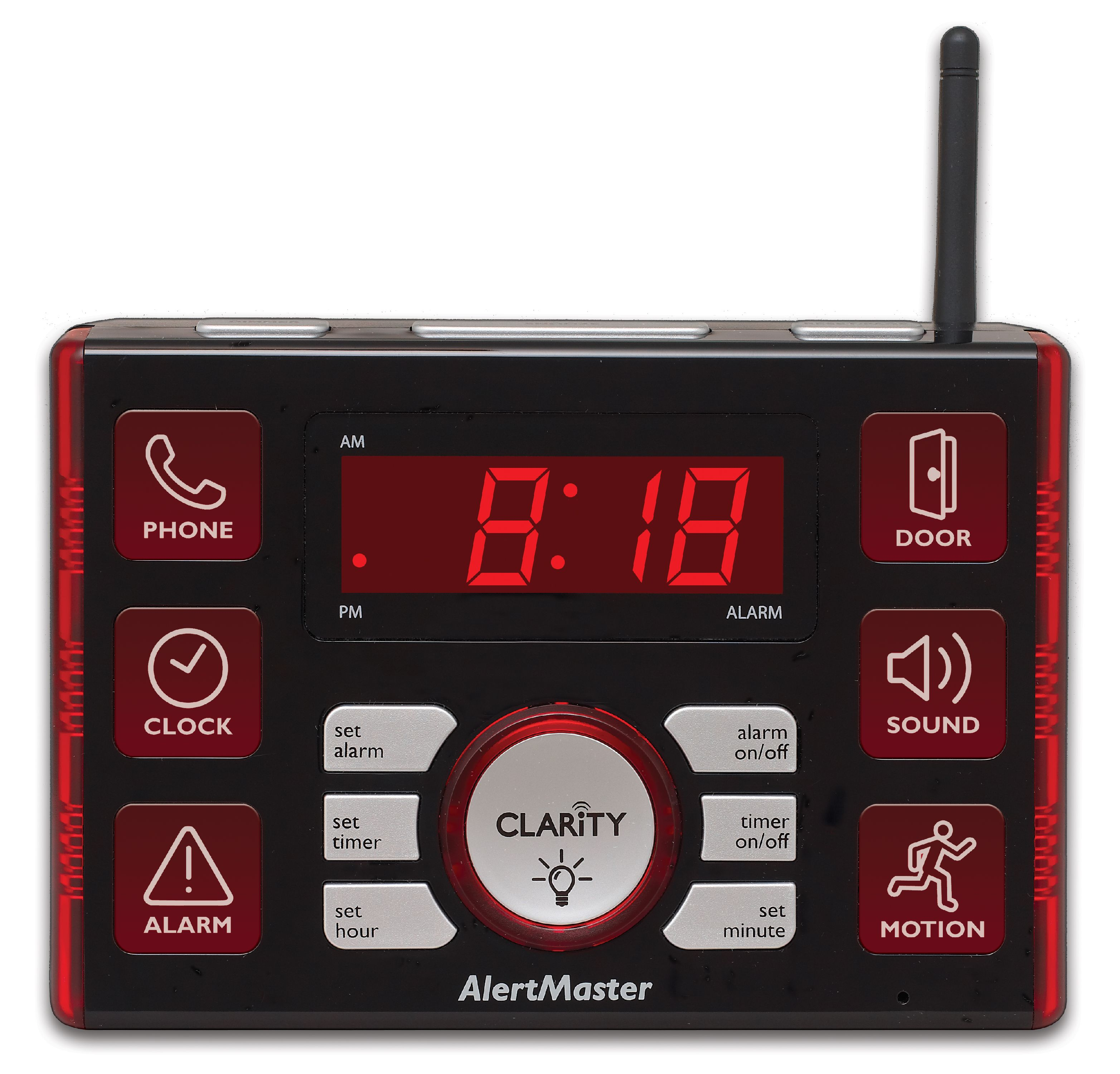 Clarity 52510.000 Alert10 Home Notification System