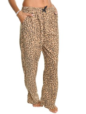 Angelina Women's COZY Fleece Pajama Pants