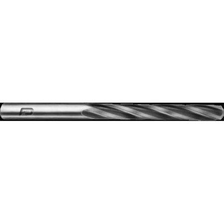 F&D Tool 25101 Stright Shank Core Drill, High Speed Steel - 0.812 dia. x 6.125 Flute Length x 10 OAL with 4 Flutes - Series D254 - image 1 of 1