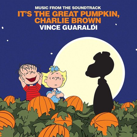 It's The Great Pumpkin, Charlie Brown (CD) (Digi-Pak)](Charlie Brown Halloween Soundtrack)