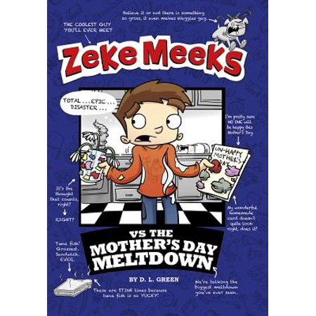 Zeke Meeks Vs the Mother's Day Meltdown (Halloween Vs Valentine's Day)