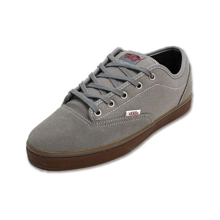 Vans Av Era 1.5 Mid Grey/Gum Mens Skateboarding Shoes