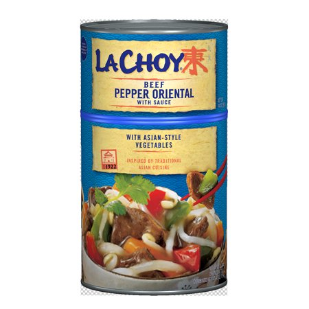 (2 Pack) La Choy Beef Pepper Oriental, 42 Ounce