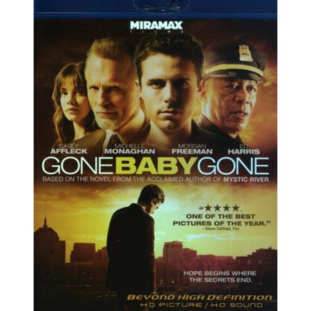 GONE BABY GONE [BLU-RAY] [2007] [MULTILINGUAL] [REGION 1]