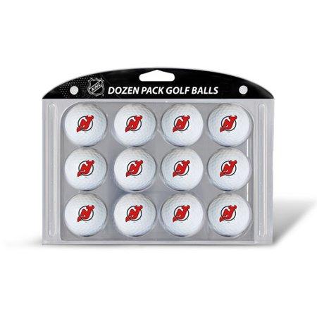 Team Golf NHL New Jersey Devils Golf Balls, 12 Pack