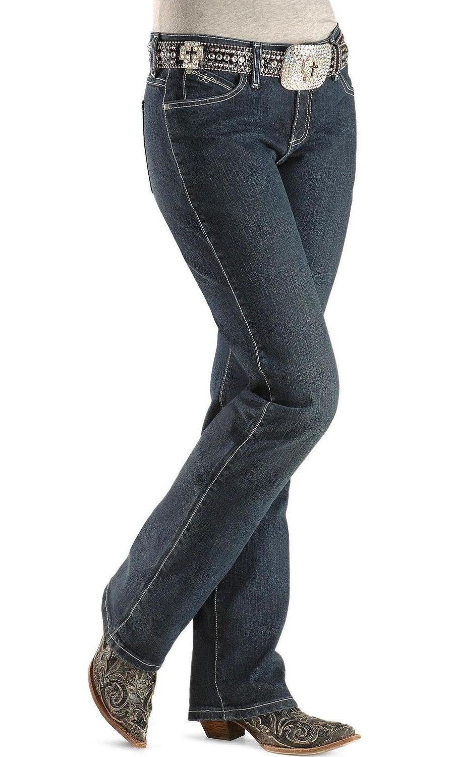 Wrangler - Wrangler Women's Jeans Q- Ultimate Riding - Wrq20au - Walmart.com