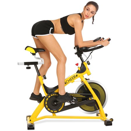 Indoor Cycling Bike Exercise Bike Home Gym Fitness Indoor Cycling Training Exercise
